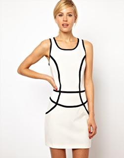 Mango BW dress